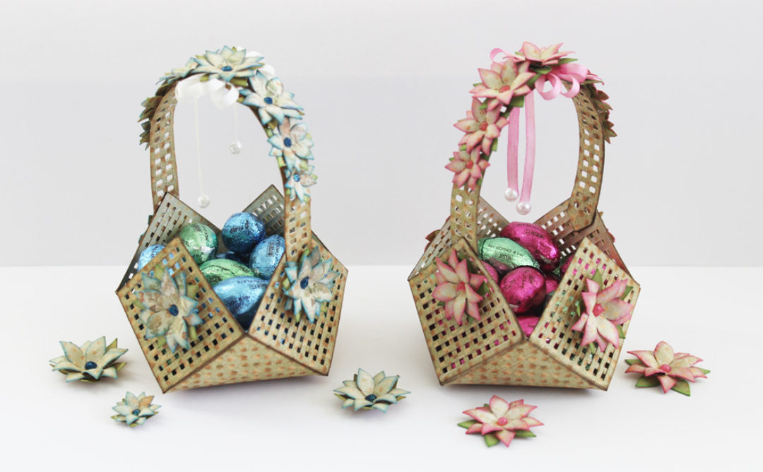 Easy DIY Easter Projects from Spellbinders