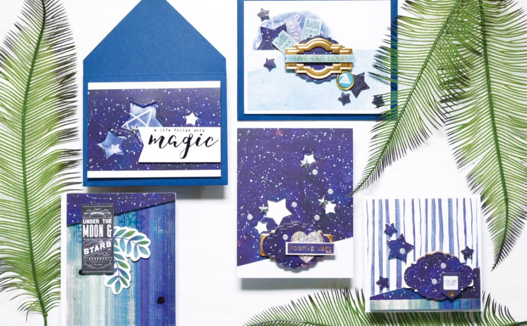 October Card Kit of the Month is Here!