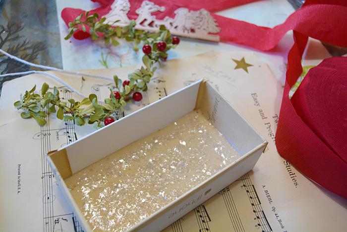 Christmas Shadow Box with Sharyn Sowell