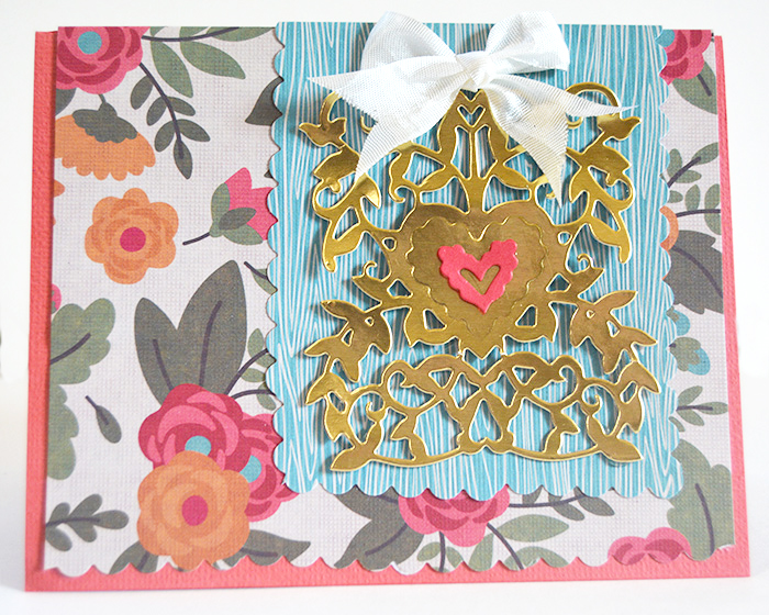 Card Making Challenge! Take Two - Sharyn Sowell