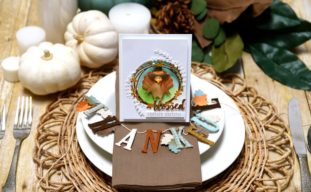 Creative DIY Party Décor Series | Getting Ready for Thanksgiving