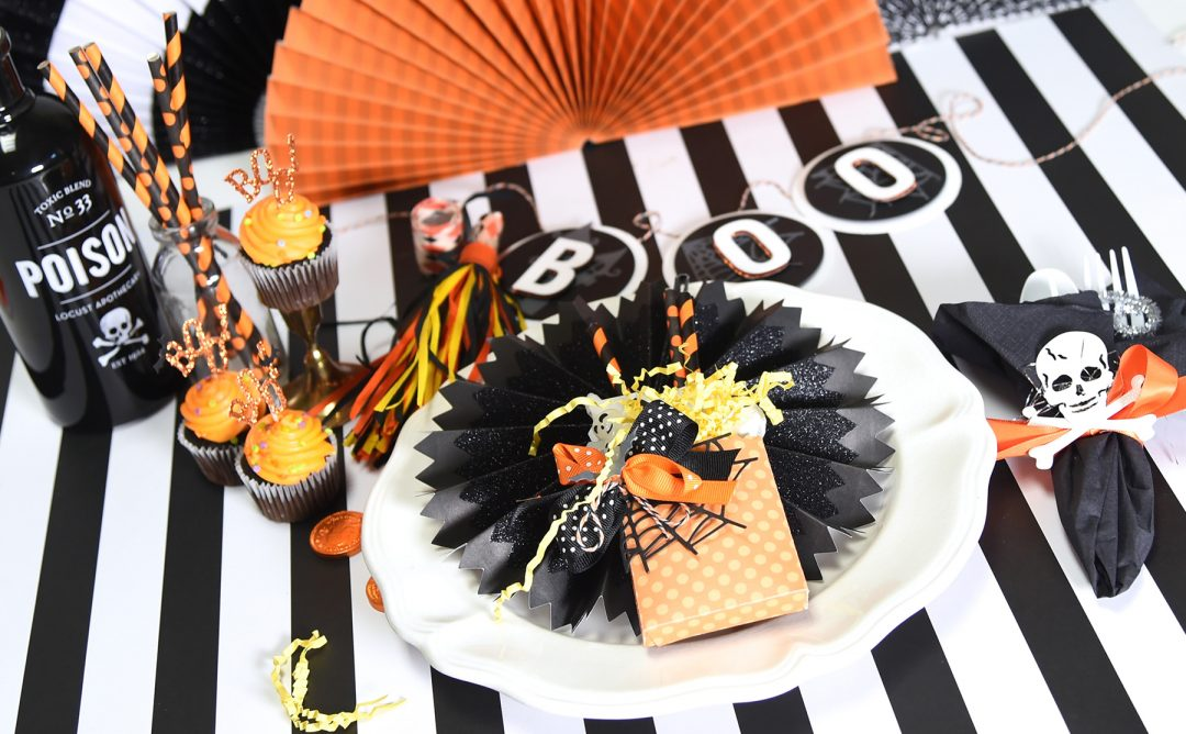 Creative DIY Party Décor Series | Falloween by Debi Adams