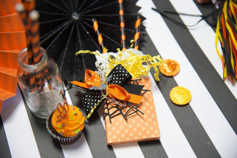 Creative DIY Party Décor Series | Falloween by Debi Adams