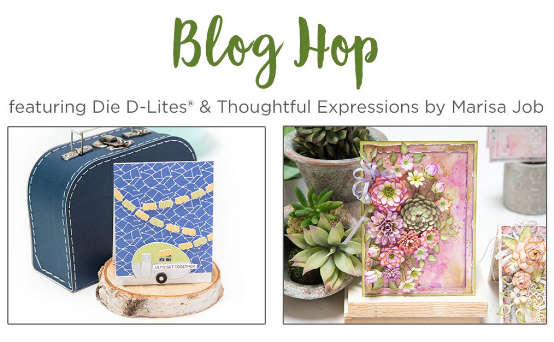 January 2018 Release Collections Blog Hop + Giveaways (Now Closed)