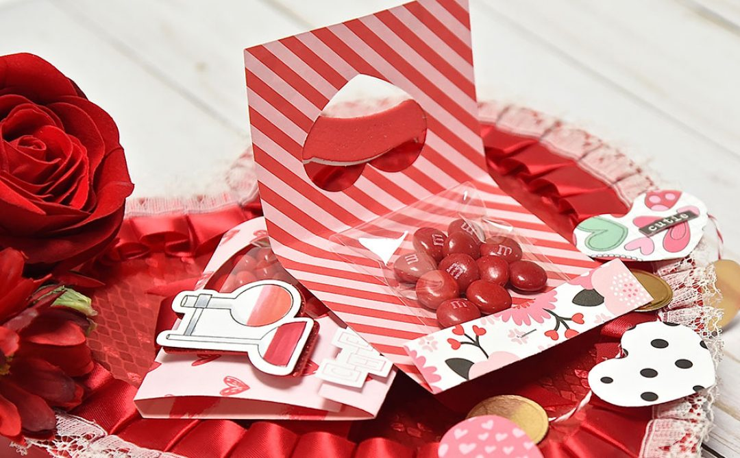 Creating a Valentine's Day Favor for Someone Special