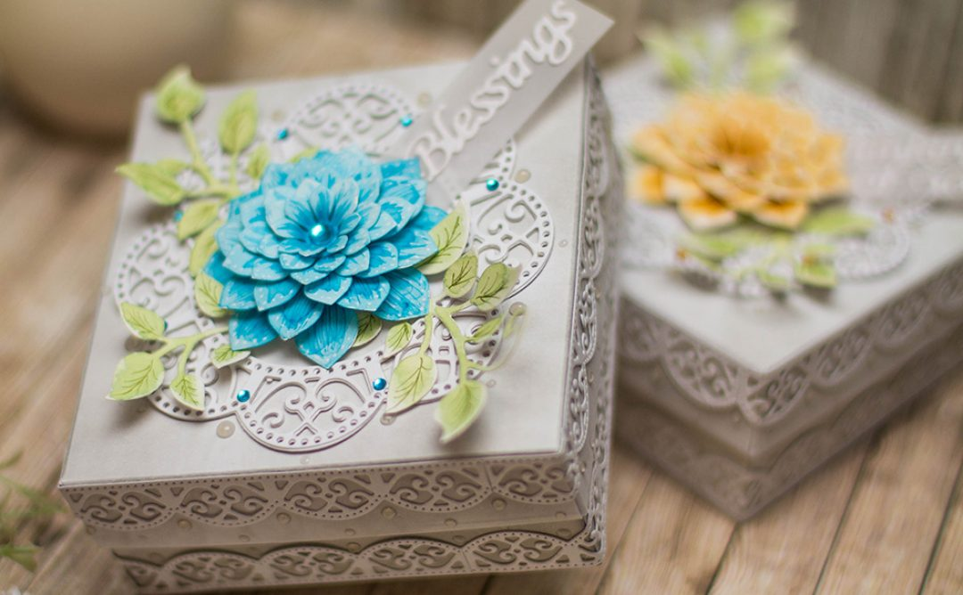 Thoughtful Expressions Inspiration | Decorative Boxes with Elena