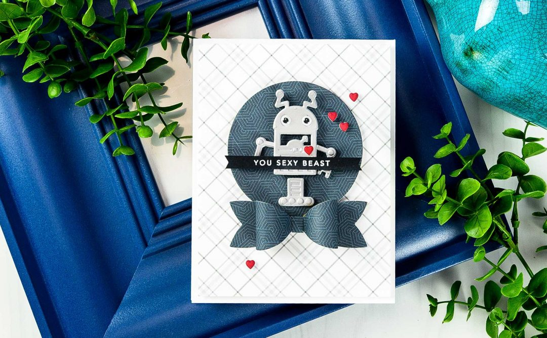 Cardmaking Inspiration | You Sexy Beast Card