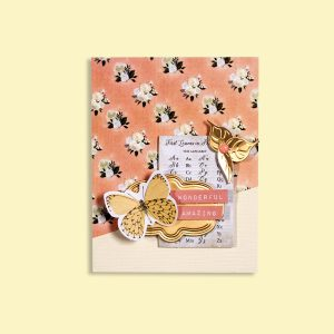 Spellbinders February 2018 Card Kit of the Month is Here! #cardmaking #neverstopmaking #diecutting #SpellbindersClubKits