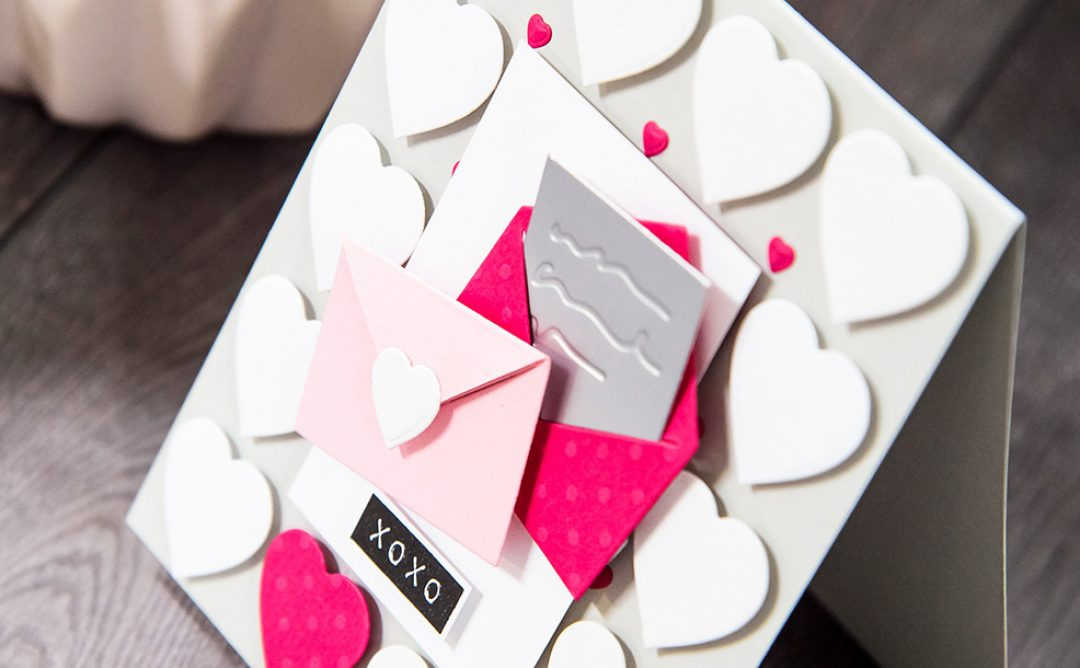 Cardmaking Inspiration | XOXO Card