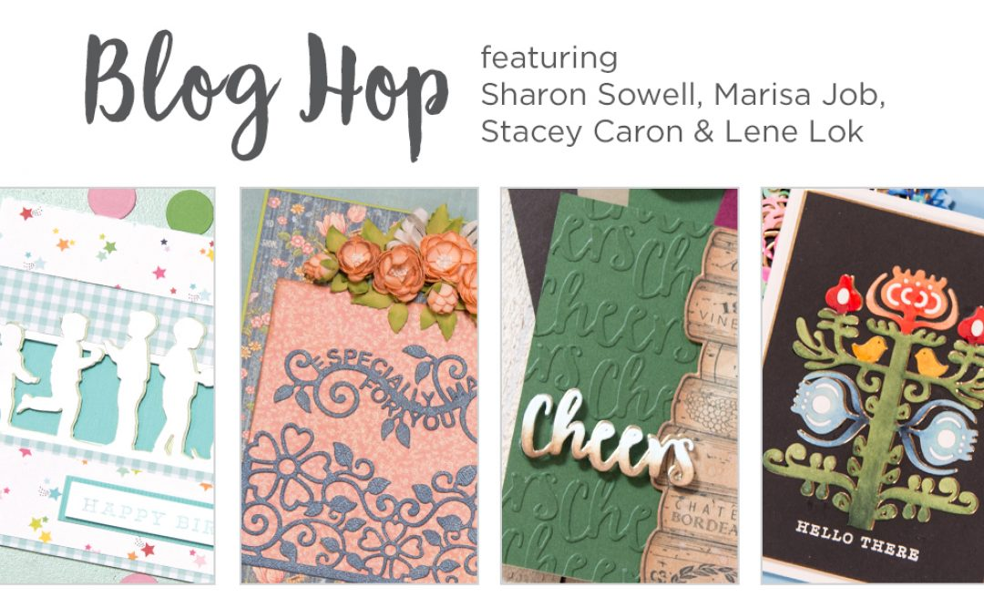April 2018 Release – Little Loves, Blooming Garden, Wine Country and Folk Art  Collections. Blog Hop + Giveaway (Now Closed)