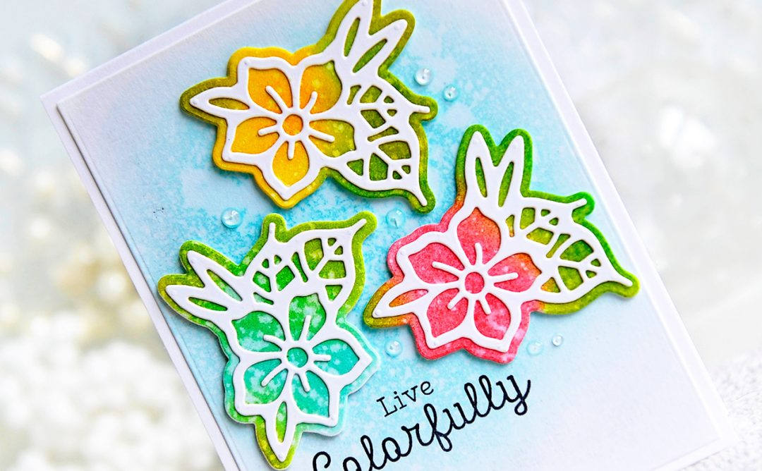 Good Vibes Only Inspiration | Butterfly & Floral Cards with Kay