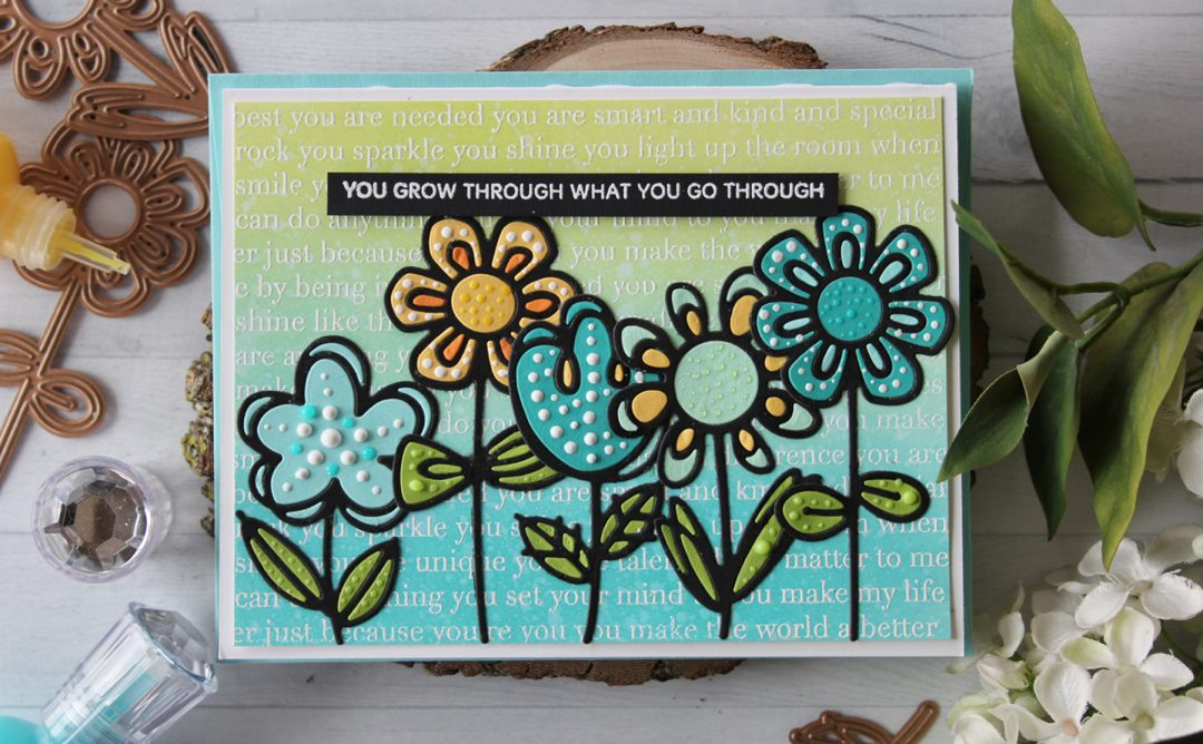Video Friday | Inlay Sketched Blooms with Nichol