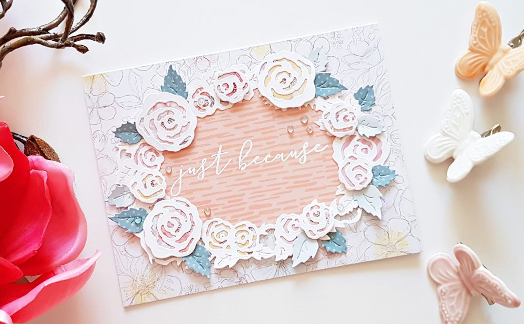 Flower Garden Inspiration | Soft Floral Cards with Zsoka