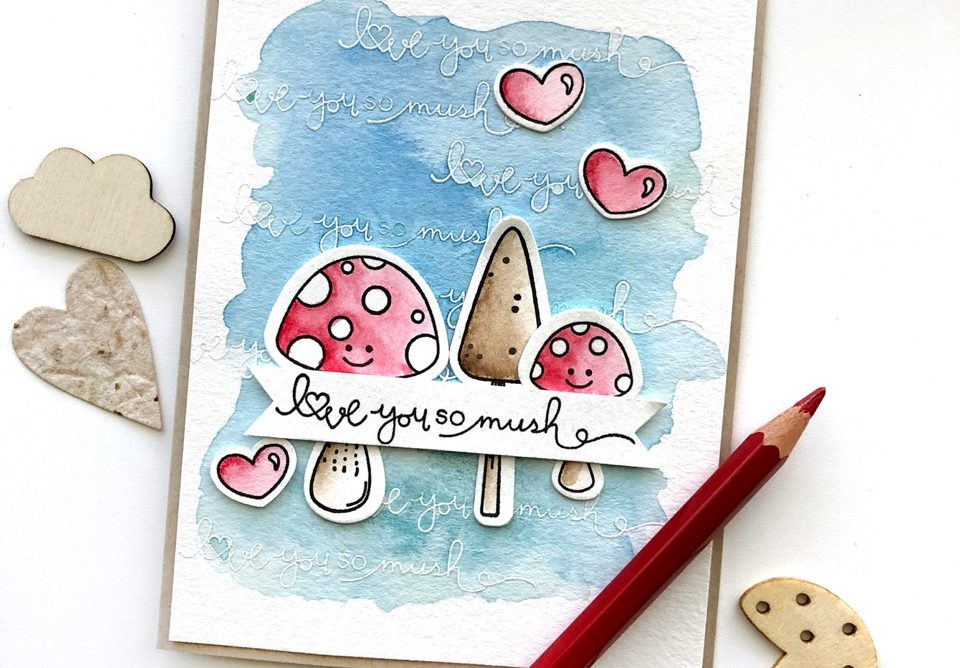 Perfect Match Collection by Debi Adams- Inspiration Getting All Mushy with Norine for Spellbinders using: SDS-129 Getting All Mushy #spellbinders #neverstopmaking #cardmaking #diecutting #handmadecard