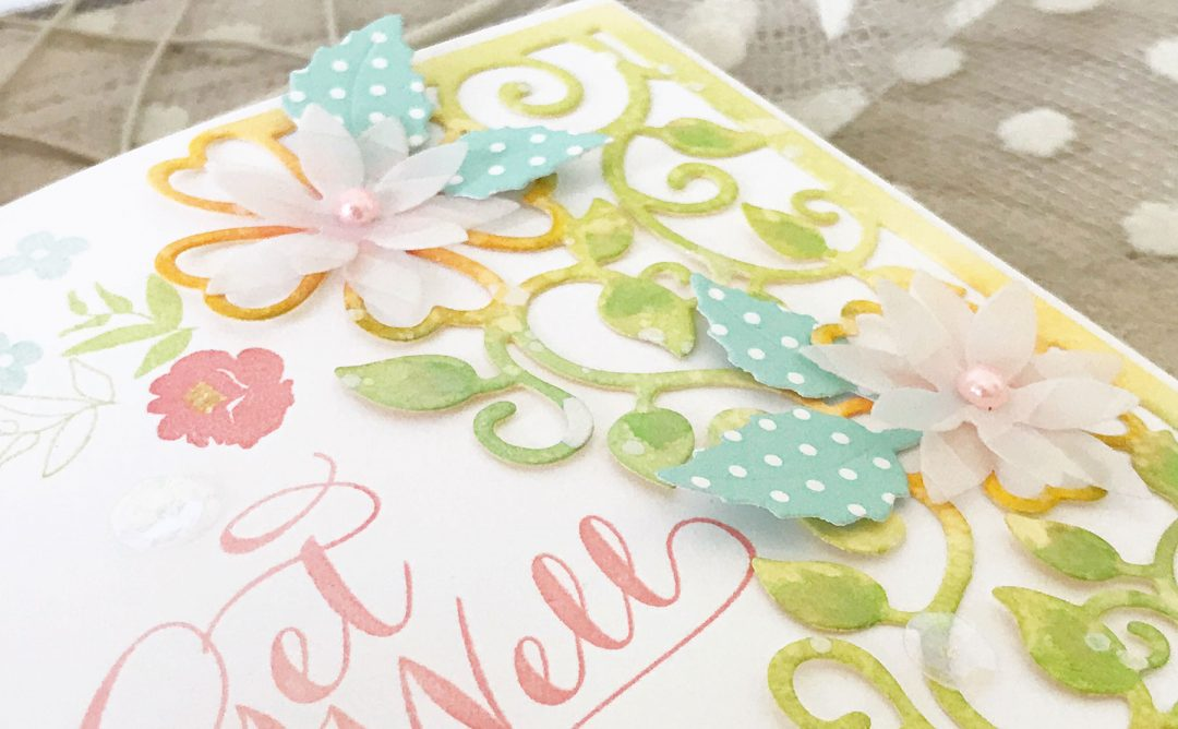 Blooming Garden Inspiration | Layered Cards with Melissa