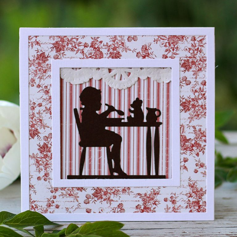 Video Friday | Me & Teddy Cards by Olga Direktorenko for Spellbinders using S3-334 Me and Teddy by Sharyn Sowell - Little Loves collection #diecutting #handmadecard #spellbinders #neverstopmaking #spellbindersdies