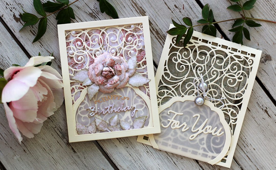 Video Friday | Shabby Chic Cards with Olga