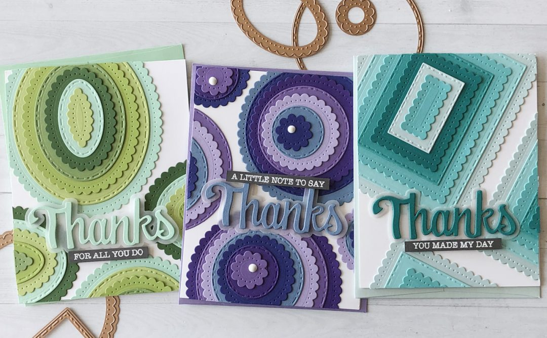 Video Friday | Classics Layered Backgrounds Cards