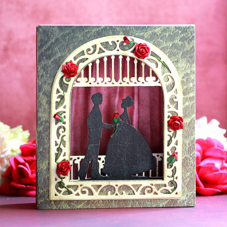 Video Friday | Dimensional Shadow Box Scene with Olga
