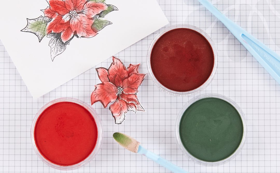 Make Dimensional Christmas Projects with the Christmas Sprig