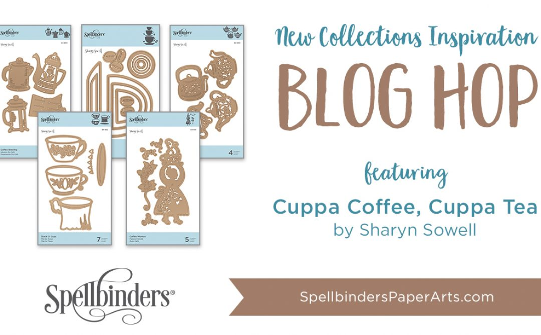 Cuppa Coffee, Cuppa Tea Release. Blog Hop + Giveaway (Now Closed)