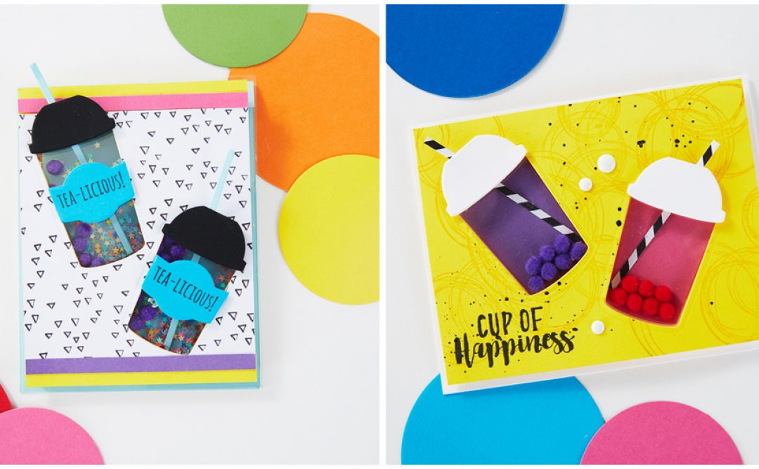 Shaker Cards – Party Pop Style!