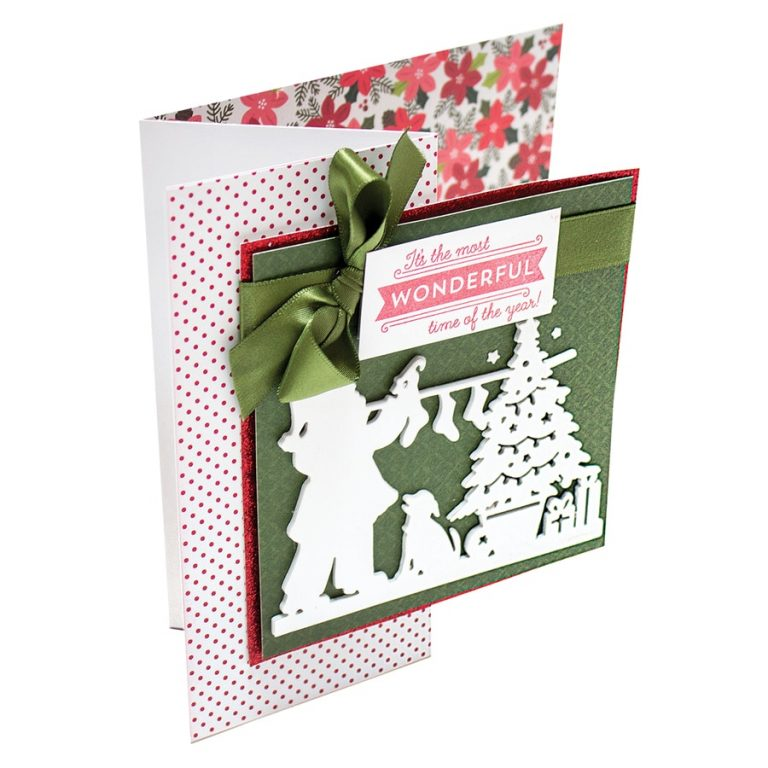 Spellbinders A Sweet Christmas Inspiration | Collection Introduction by Sharyn Sowell #spellbinders #neverstopmaking #sharynsowell