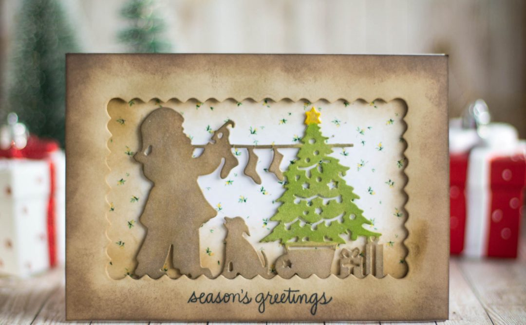 Sharyn Sowell: A Sweet Christmas Archives - Spellbinders