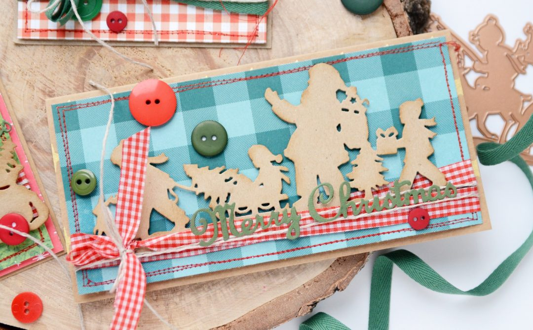 A Sweet Christmas Inspiration | Collection Introduction by Sharyn Sowell