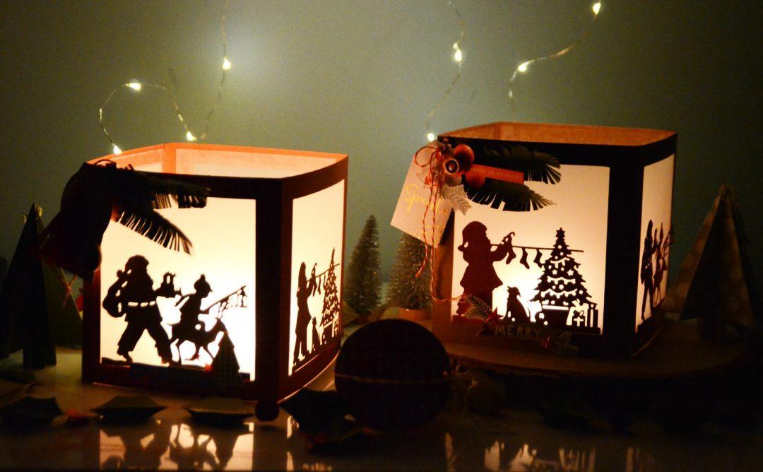 Sweet Christmas.A Sweet Christmas Inspiration Christmas Lanterns And Cards
