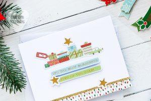 Spellbinders Card Club Kit Extras! November Edition - Handmade Christmas Cards #spellbinders #SpellbindersClubKits
