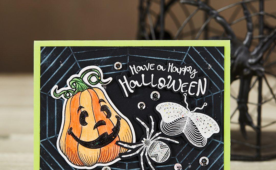 Jack-O-Lanterns, Bugs & Spider Webs, Oh My!
