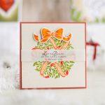 Zenspired Holidays Inspiration | Joyful Season Christmas Card