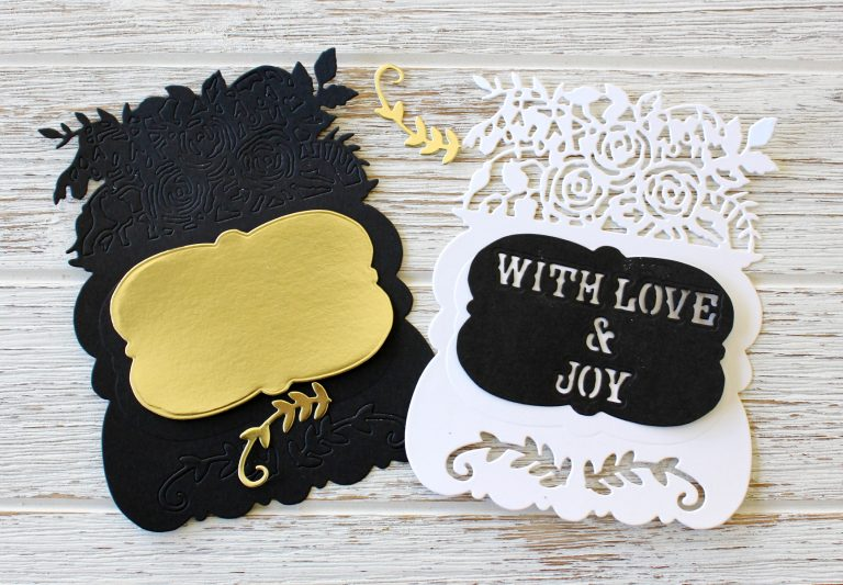 Great, Big, Wonderful World Inspiration | Love Cards by Melody Rupple for Spellbinders