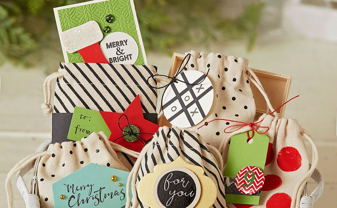 5 Handmade Gifts and Treat Bags for Christmas