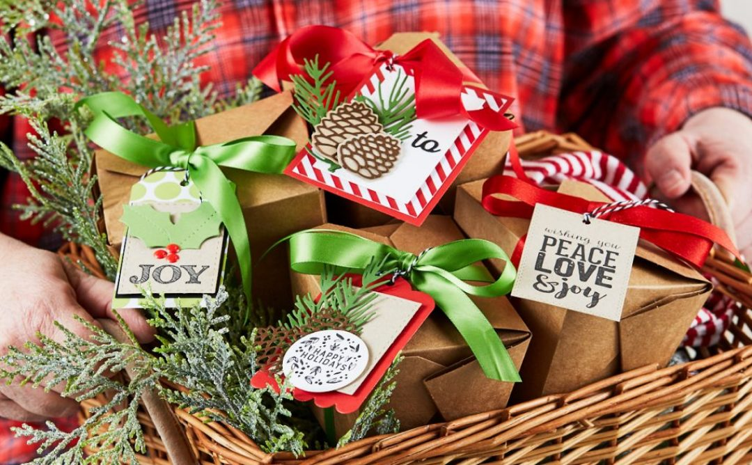 How to Make and Package Handmade Treats for the Holidays
