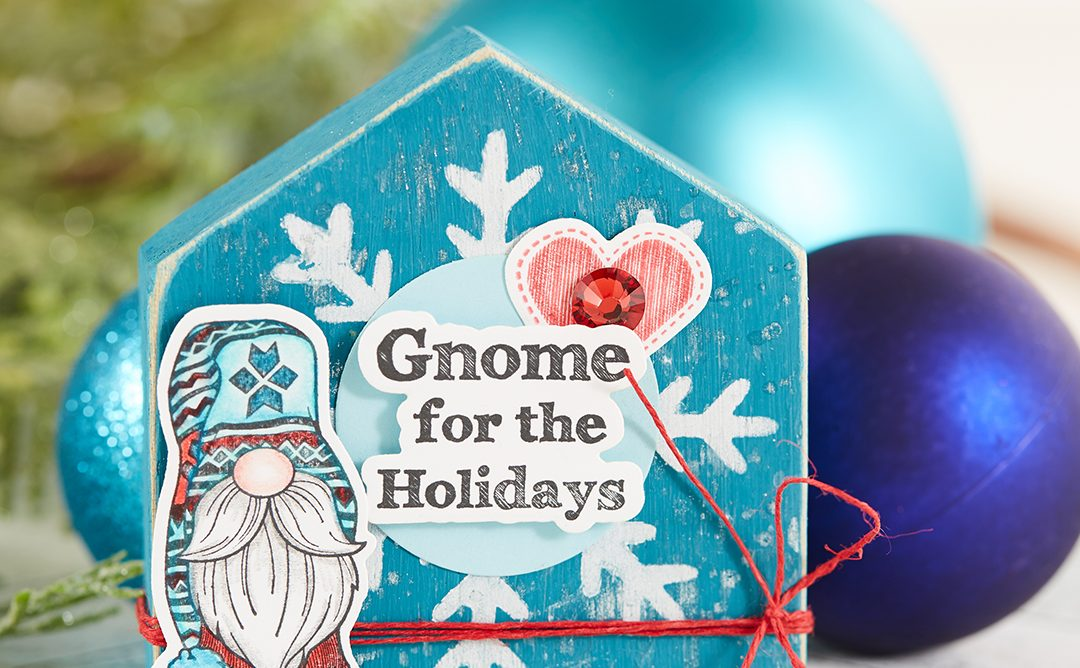 Gnome for the Holidays: Handmade Christmas Decor