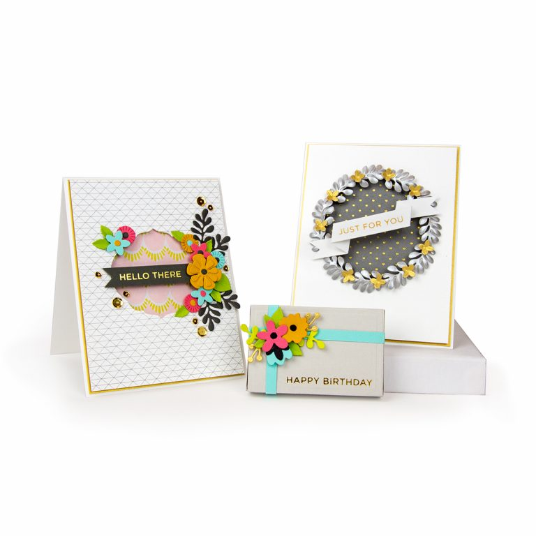 February 2019 Glimmer Hot Foil Kit of the Month is Here – Everyday Sentiments