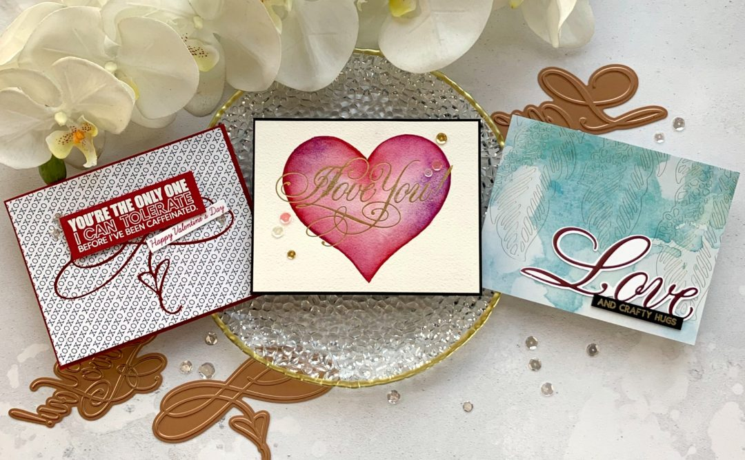 Paul Antonio Glimmer Plates Inspiration | Glamming Up With Glimmer Hot Foil with Janette Kausen