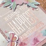 Glimmer Hot Foil Inspiration | Foiled Cards with Brenda