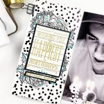 Video: Glimmer Hot Foil Inspiration | Happy Birthday Journal Spread