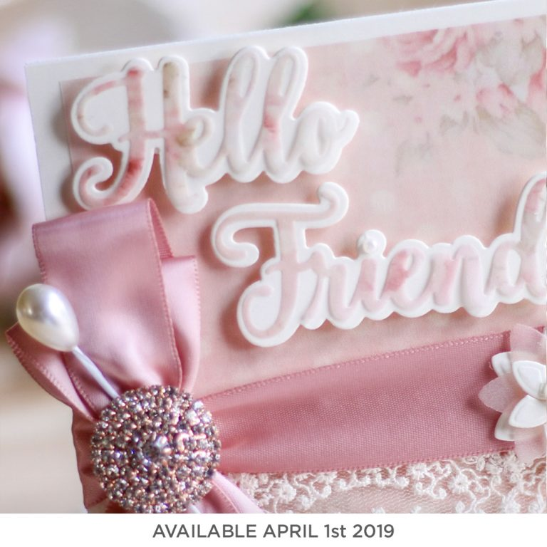 Coming Soon! Spellbinders April 2019 Clubs!