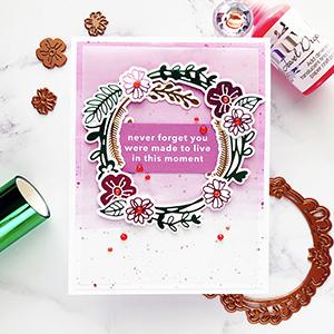 Spellbinders Glimmer Hot Foil Kit of the Month