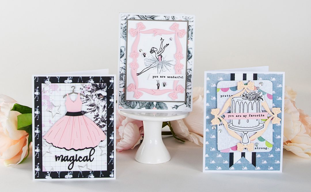 April 2019 Card Kit of the Month is Here – Night Out
