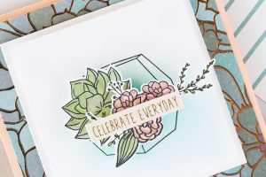 Spellbinders Card Club Kit Extras! March 2019 Edition