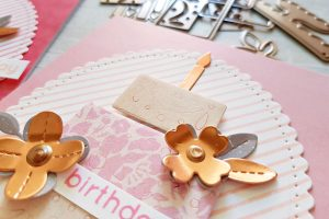 Spellbinders Happy Collection by Sharyn Sowell - Inspiration   Colorful Birthday Cards with Zsoka Marko