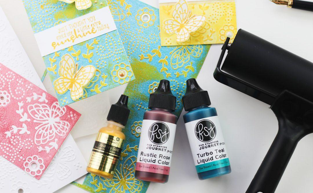 Cut & Emboss Folders Inspiration | Handmade Cards & Tags with Bibi Cameron