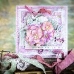 Vintage Treasures Collection Inspiration | Spring Card with Dorota Kotowicz
