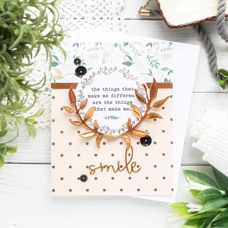 May 2019 Card Kit of the Month is Here – Stay Wild