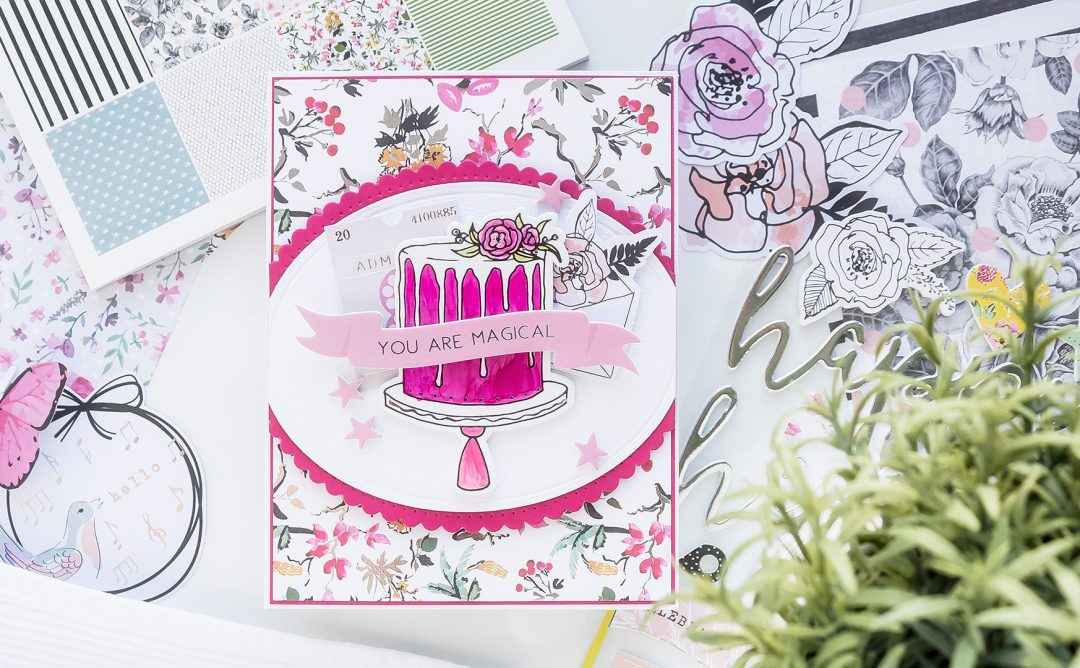 Card Club Kit Extras! April 2019 Edition